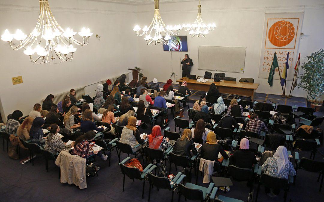Konkurs za upis studenata na III ciklus studija na Islamskom pedagoškom fakultetu u Zenici