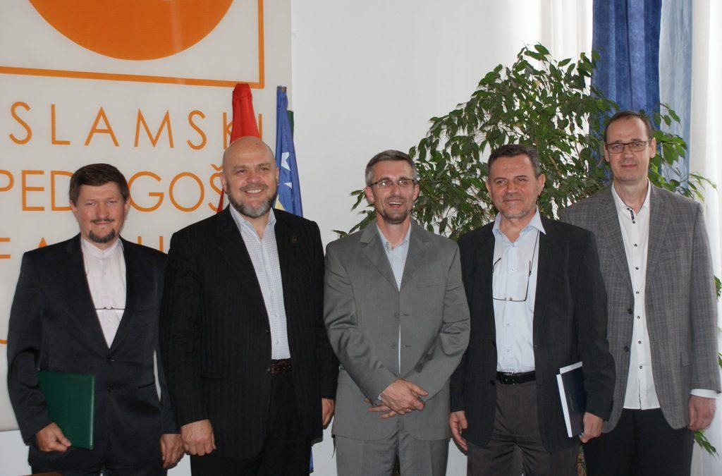 Adem Nušinović odbranio magistarski rad