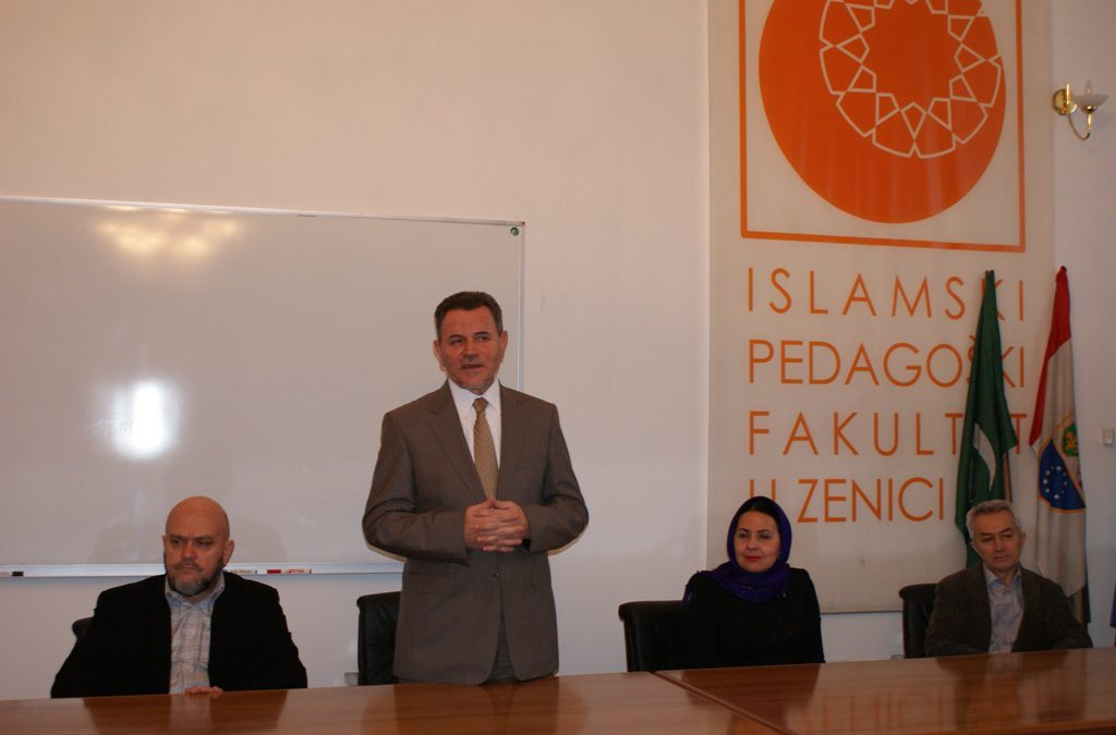 Na Islamskom pedagoškom fakultetu u Zenici održana svečanost povodom 12. rebiu-l-evvela