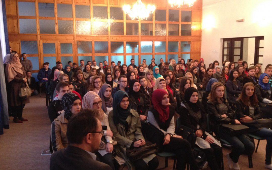 Svečani čas na Islamskom pedagoškom fakultetu Univerziteta u Zenici
