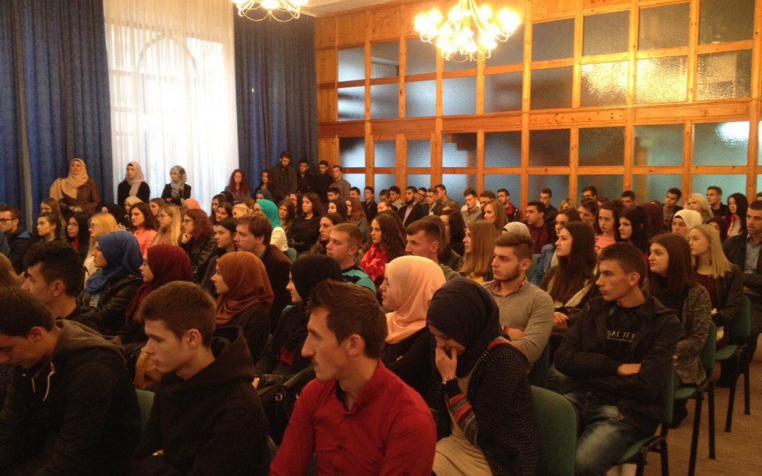 Na Islamskom pedagoškom fakultetu u Zenici održana svečanost povodom Dana ašure