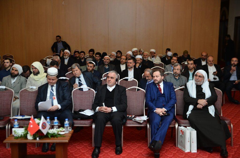 PROF. DR. SAFVET HALILOVIĆ UČESTVOVAO U RADU SVJETSKOG SAMITA MUSLIMANSKE ULEME U ŠANLIURFI (TURSKA)