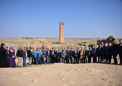 4Dio učesnika konferenciji u obilasku znamenitosti Urfe