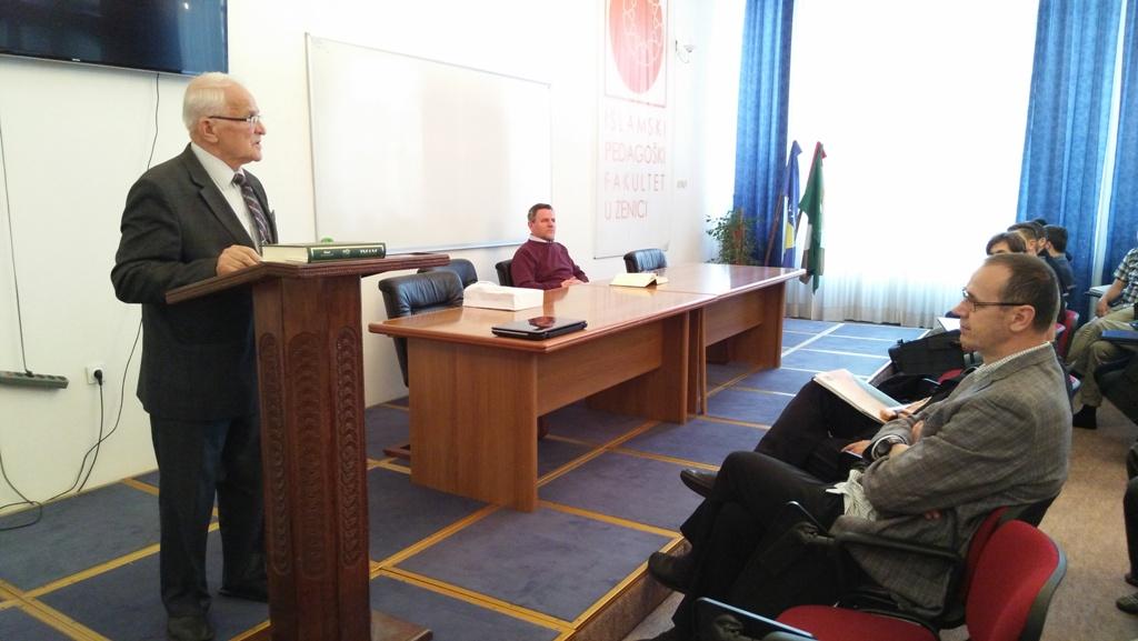 "Promocija knjige ""Imam"" prof. Džemala ef. Salihspahića"