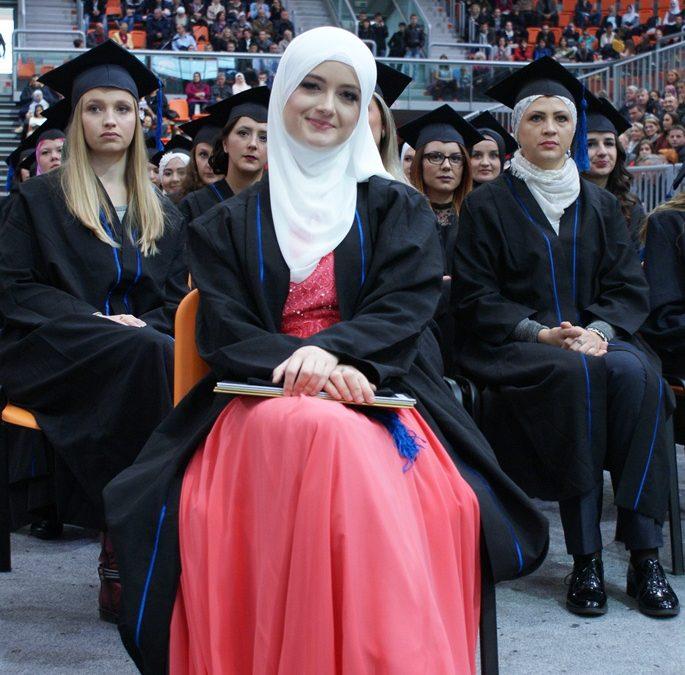 Nagrađeni studenti Islamskog pedagoškog fakulteta Univerziteta u Zenici
