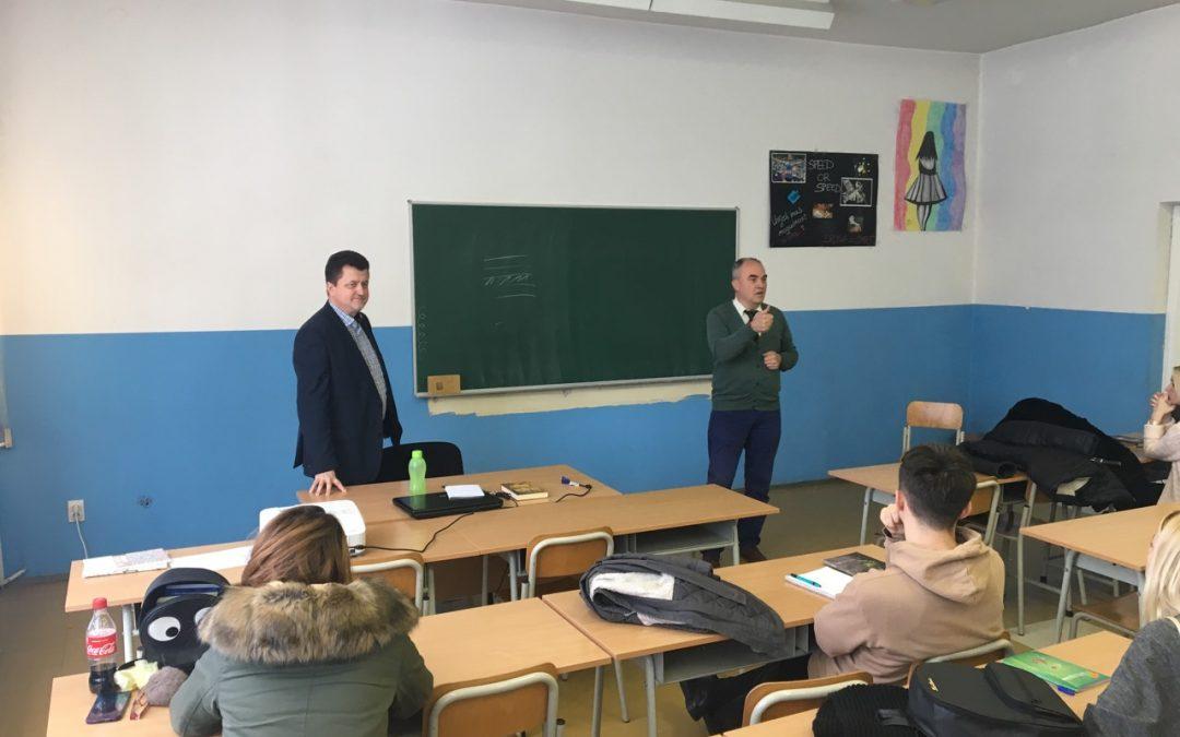 Dr. Mustafa Prljača gost-predavač na Islamskom pedagoškom fakultetu u Zenici