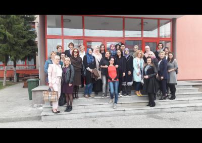 učesnici seminara skk Zenica