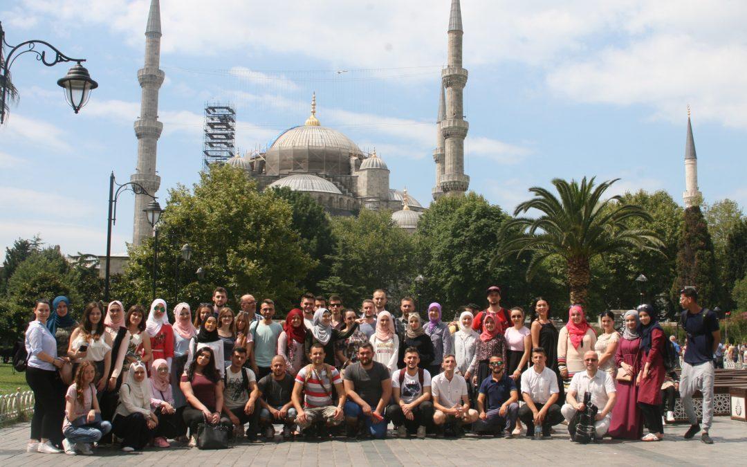 Studentska ekskurzija u Istanbul