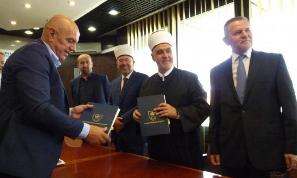 Islamski pedagoški fakultet i zvanično postao punopravan član UNZE