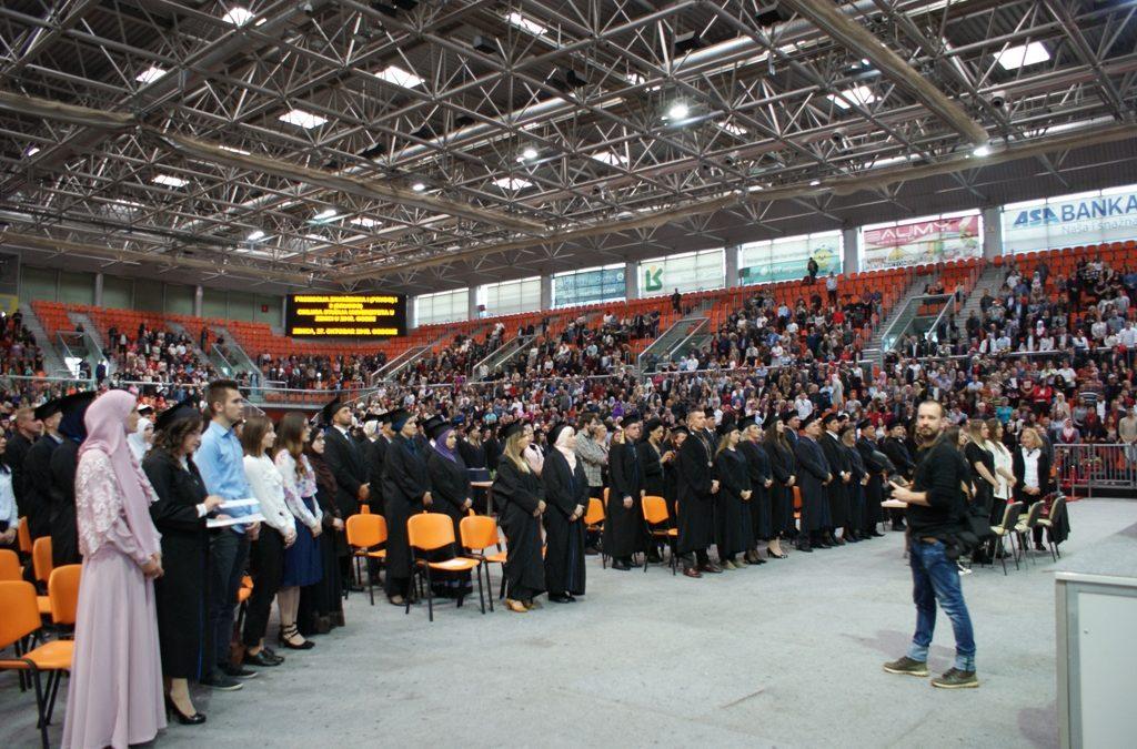 Promocija diplomanata Islamskog pedagoškog fakulteta Univerziteta u Zenici (FOTO GALERIJA)