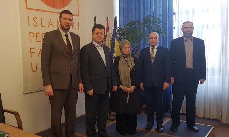 Islamski pedagoški fakultet u Zenici bogatiji za tri magistrice