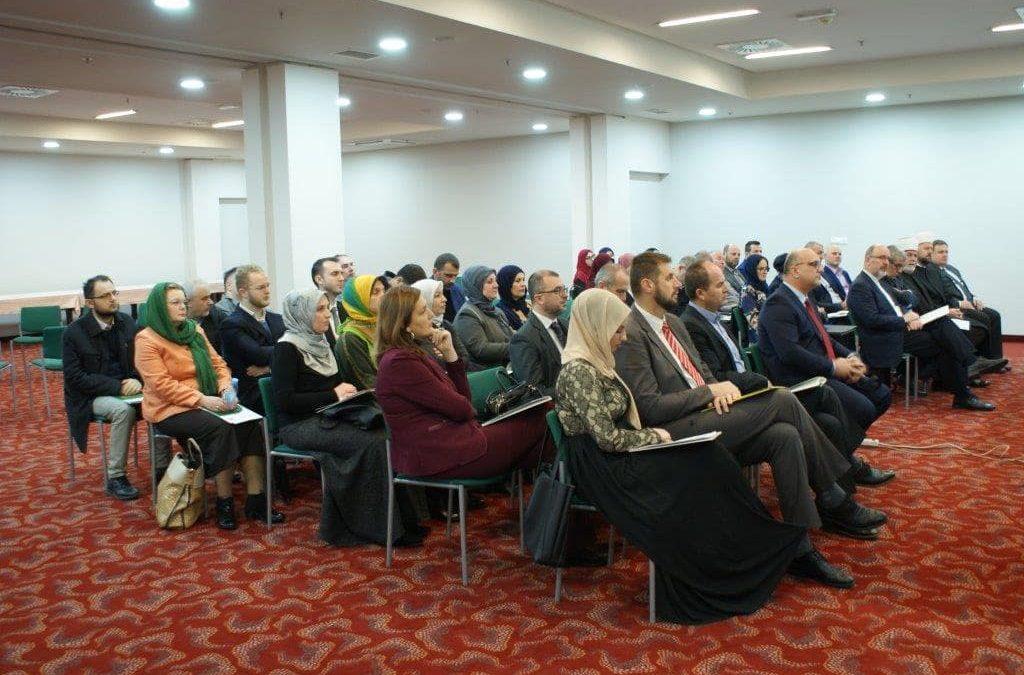 """STRUČNO SAVJETOVANJE """"Unapređenje rezultata učenja arapskog jezika u obrazovnim ustanovama Islamske zajednice"""""""