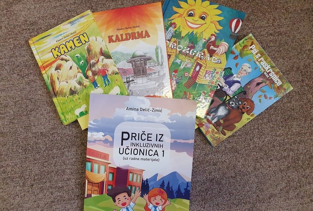 PROMOCIJA IZDANJA autorica Elmire Helać-Mekić i Amine Delić-Zimić