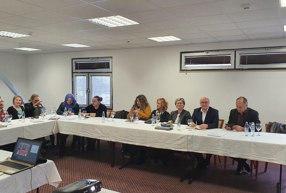 Održan je treći sastanak radne grupe u okviru projekta PAECH