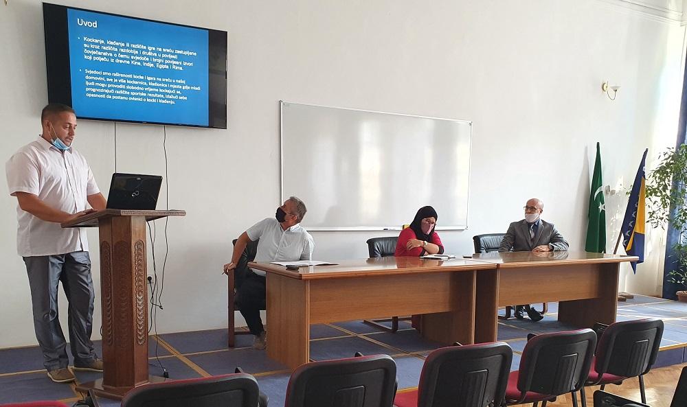 Ramiz Joldić uspješno odbranio projekat doktorske disertacije