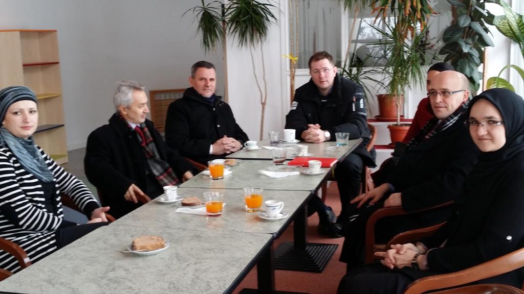 """Delegacija IPF-a u posjeti vrtićima """"Amel i Nur"""" u Sarajevu"""