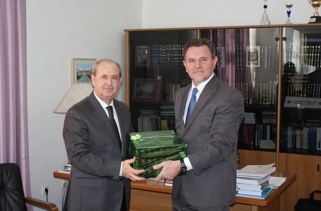 Delegacija Turske ambasade u posjeti IPF-u