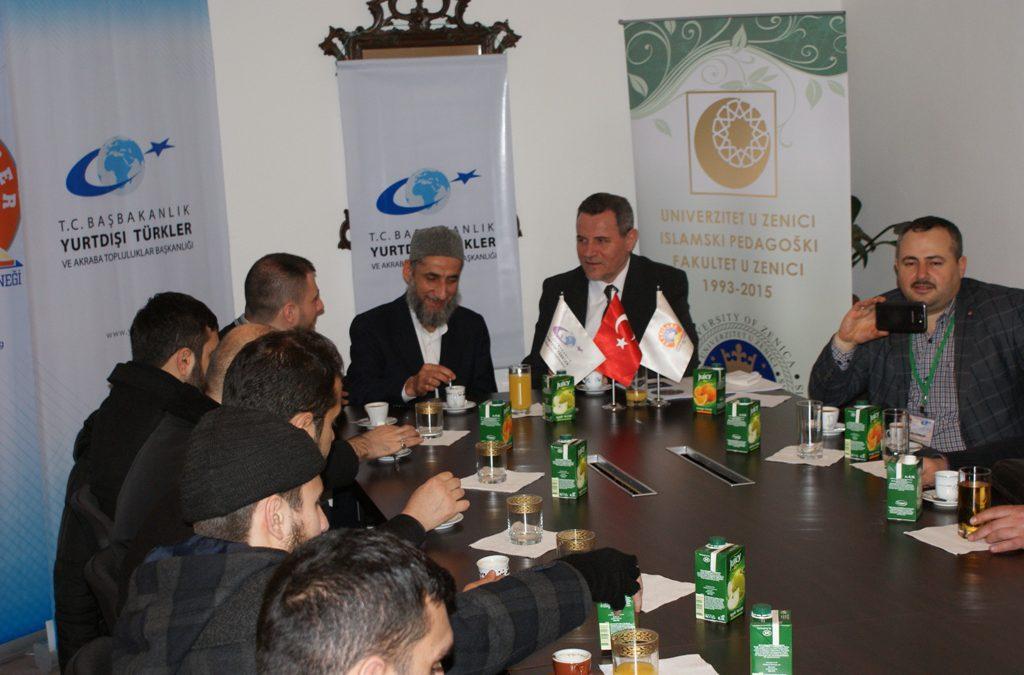 """Delegacija udruženja """"Hak Dilara"""" u posjeti IPF-u"""