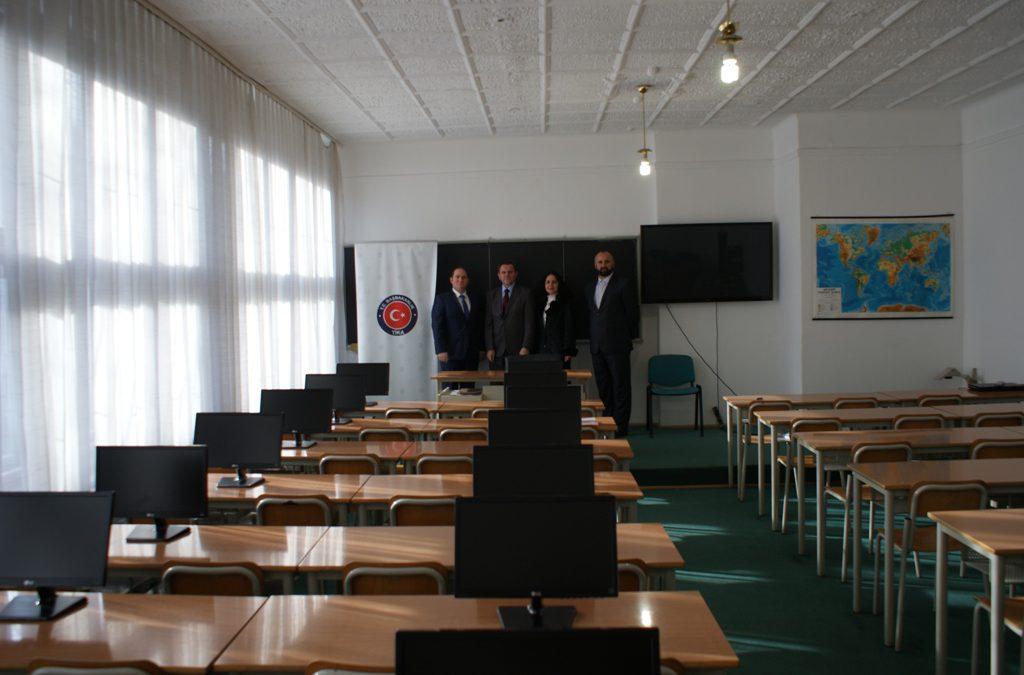 Delegacija TIKA-e u posjeti IPF-u