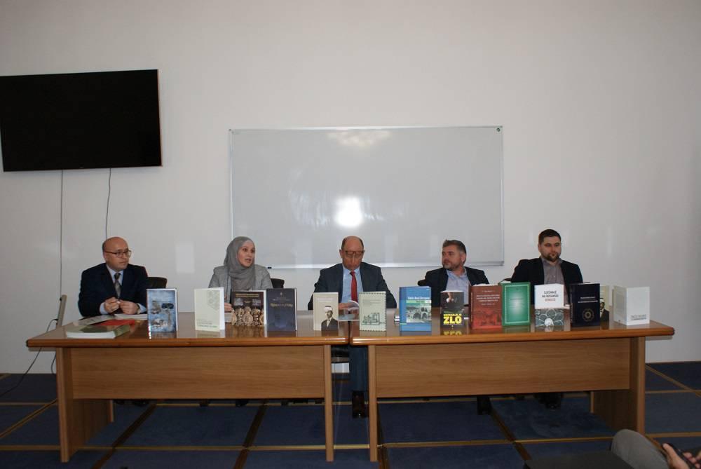 Promocija izdanja Instituta za islamsku tradiciju Bošnjaka