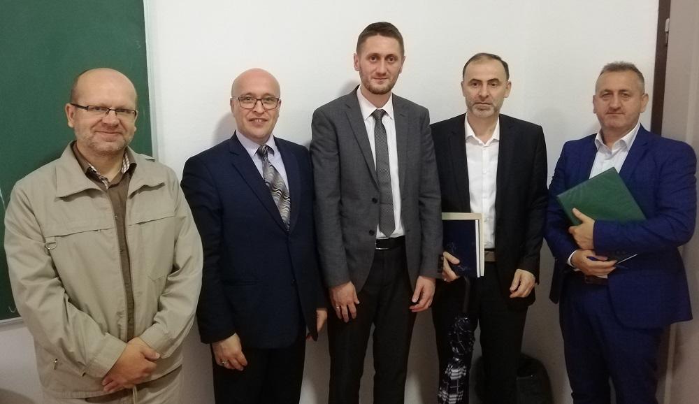 Samir Ahmić uspješno odbranio magistarski rad