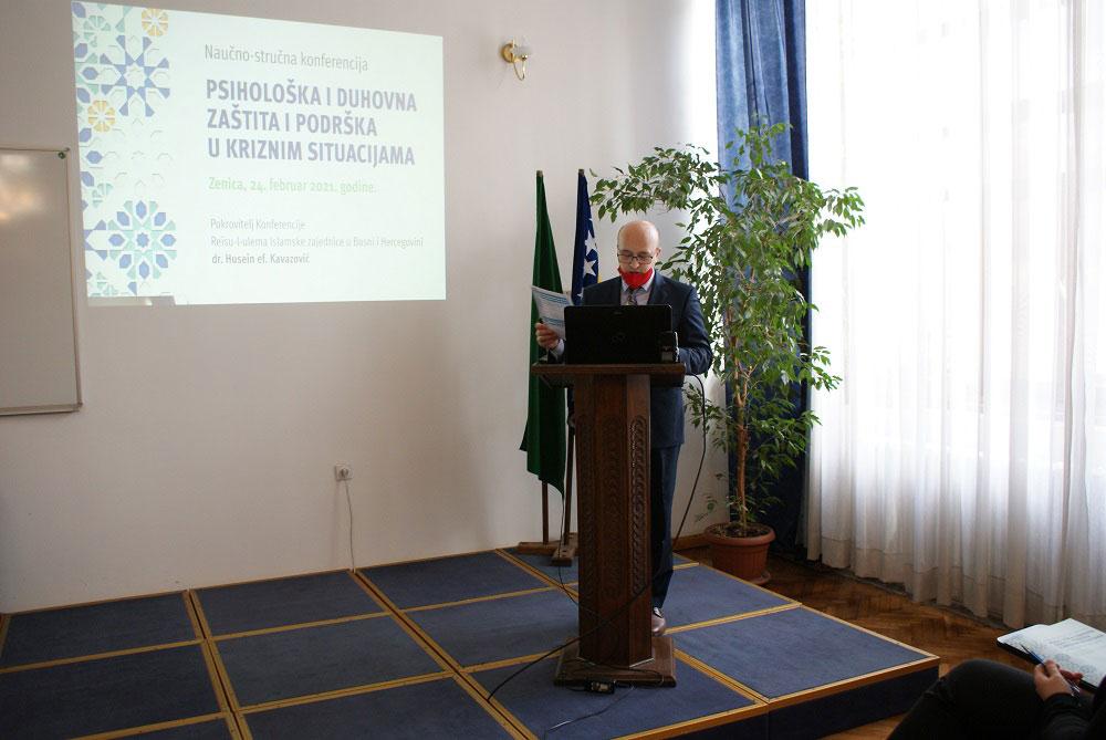 """Održana Naučno-stručna konferencija s međunarodnim učešćem """"Psihološka i duhovna zaštita i podrška u kriznim situacijama"""""""